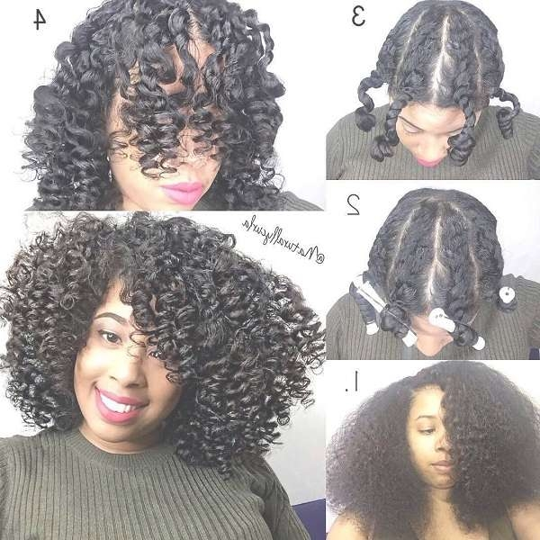 Featured Photo of Medium Hairstyles For Natural Black Hair