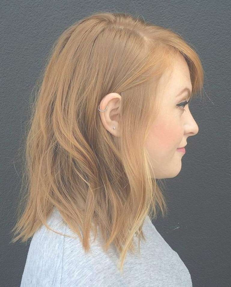 Natural Pictures Of Medium Hairstyles For Fine Hair With Regard To Most Up To Date Medium Hairstyles With Layers For Fine Hair (View 22 of 25)
