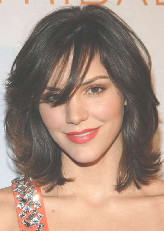 Featured Photo of Medium Hairstyles Brunette Layers
