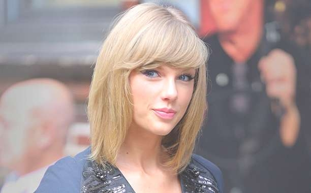 New Haircut Taylor Swift Hairstyle Cute | Medium Hair Styles Ideas Within Best And Newest Taylor Swift Medium Hairstyles (View 23 of 25)