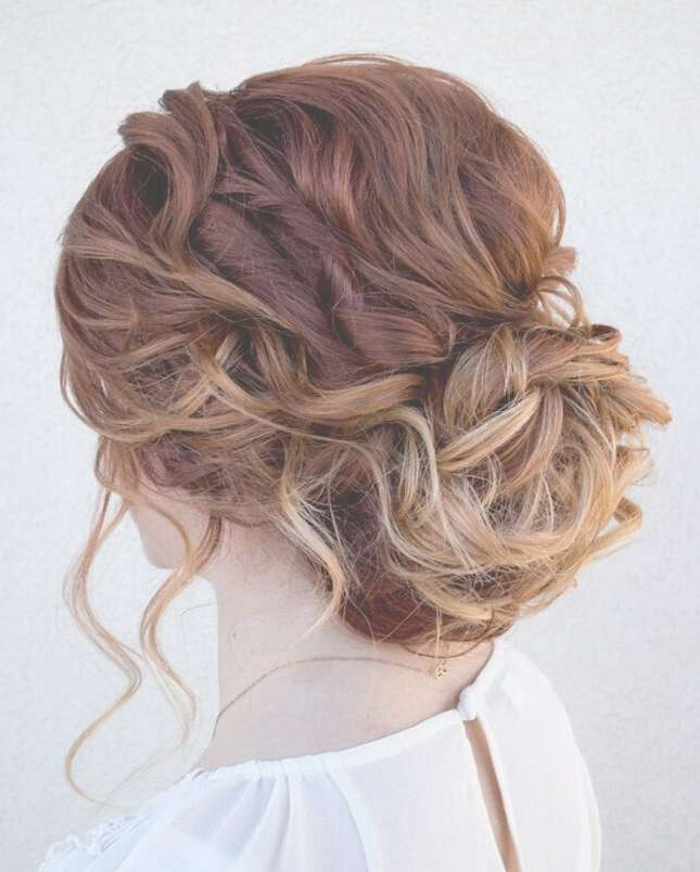 New Messy Hairstyle Ideas For Medium Haircuts – Page 2 – Haircuts With Most Up To Date Messy Medium Hairstyles (View 18 of 25)