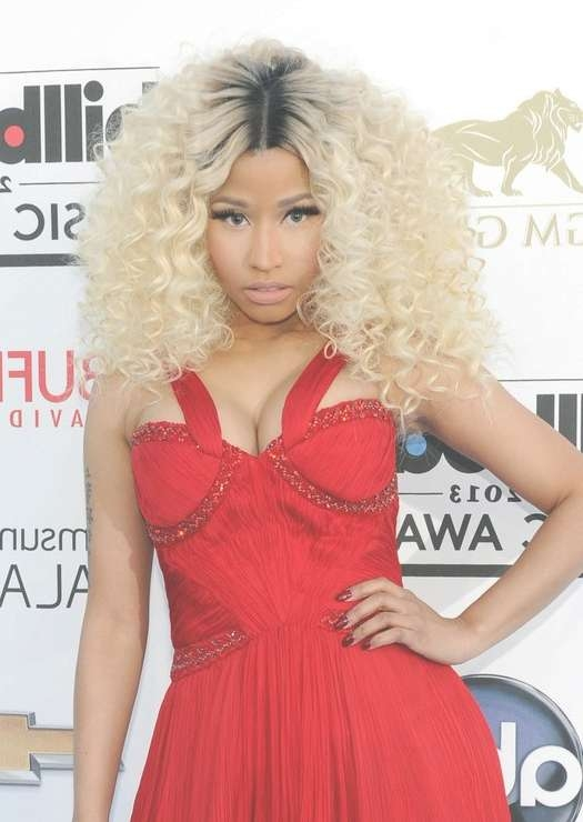 Nicki Minaj Hair Styles – Popular Haircuts Regarding Newest Nicki Minaj Medium Haircuts (View 23 of 25)