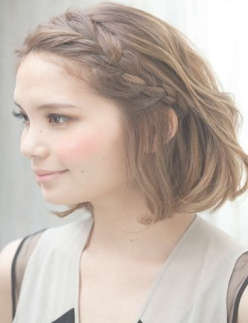 Noteworthy Obligatory Medium Length Hairstyles Summer 2017 Regarding Best And Newest Medium Hairstyles For Summer (View 15 of 15)