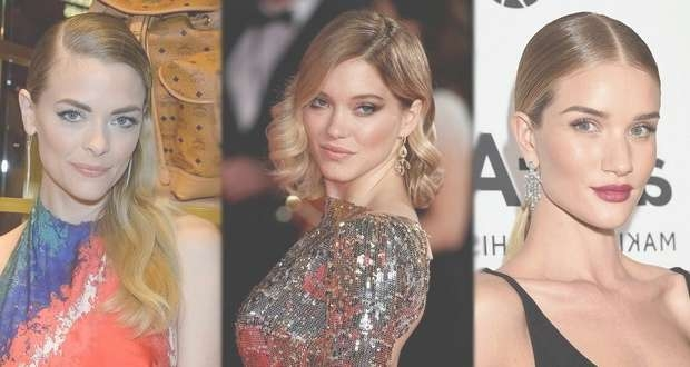Old Hollywood Glam Medium Wavy Hair • Latest Hairstyles For intended for Most Current Old Hollywood Medium Hairstyles
