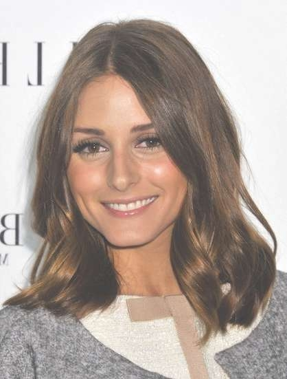 Olivia Palermo Cute Medium Haircuts - Popular Haircuts pertaining to Newest Cute Celebrity Medium Haircuts