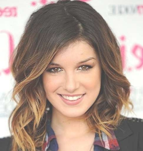 25 Collection of Ombre Medium Hairstyles