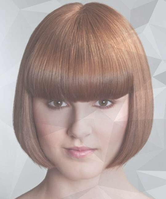 One Length Bob Haircut Tutorial with regard to One Length Bob Haircuts