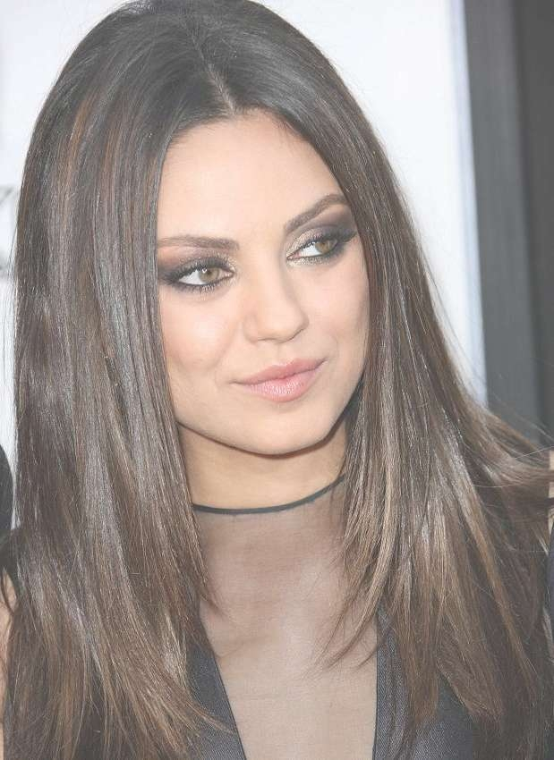 Original Mila Kunis Hairstyles | Trendy Hairstyles throughout 2018 Mila Kunis Medium Hairstyles