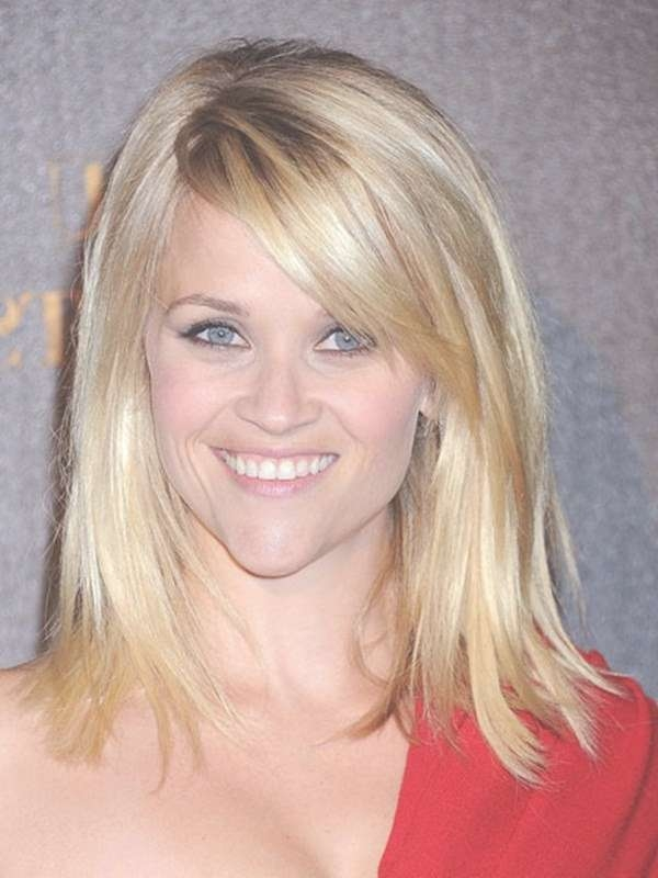 Osblove: Celebrity Hairstyles » What Are Hairstyles For Medium Throughout Most Current Cute Celebrity Medium Haircuts (View 20 of 25)