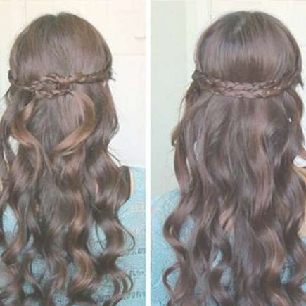 Our Favorite Prom Hairstyles For Medium Length Hair | More In Most Recent Prom Medium Hairstyles (View 9 of 25)
