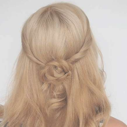Our Favorite Prom Hairstyles For Medium-Length Hair | More throughout Most Recent Medium Hairstyles For Homecoming