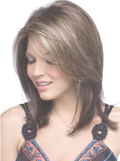 Displaying Gallery of Low Maintenance Medium Hairstyles (View 10 of ...