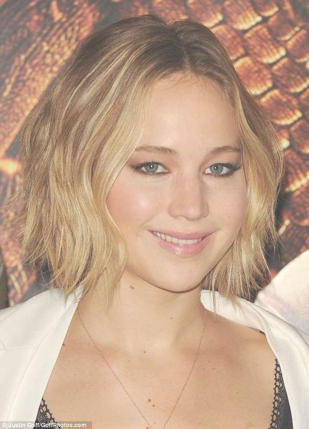 Photo Gallery Of Jennifer Lawrence Short Bob Haircuts (Viewing 12 Regarding Jennifer Lawrence Bob Haircuts Jennifer Lawrence (View 21 of 25)