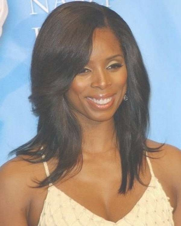 Photo Gallery Of Long Hairstyles For Black Ladies (Viewing 16 Of Throughout Most Recent Medium Hairstyles For Black Ladies (View 24 of 25)