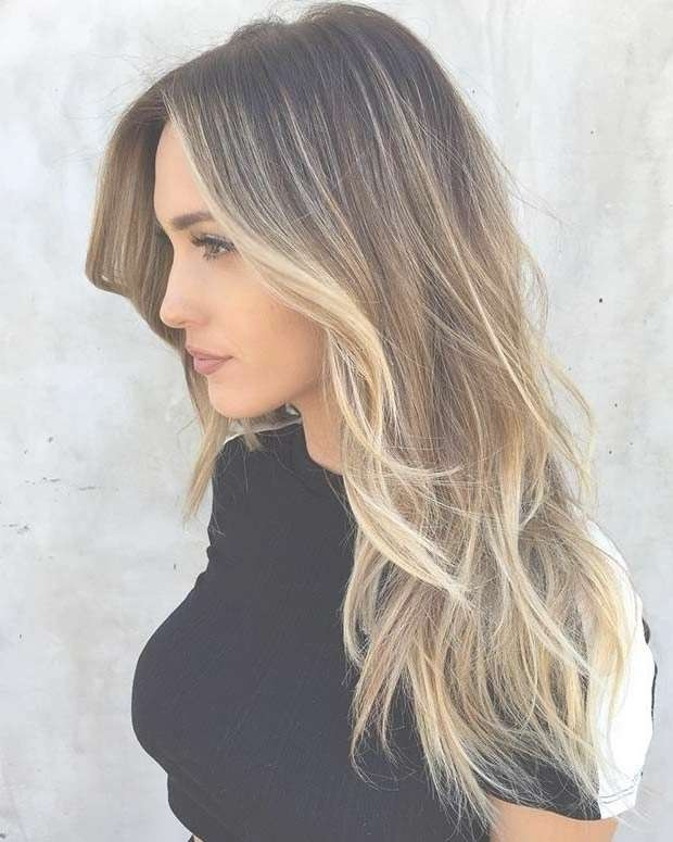 Photo Gallery Of Long Hairstyles That Give Volume (Viewing 3 Of 15 For Current Medium Hairstyles With Volume (View 18 of 25)