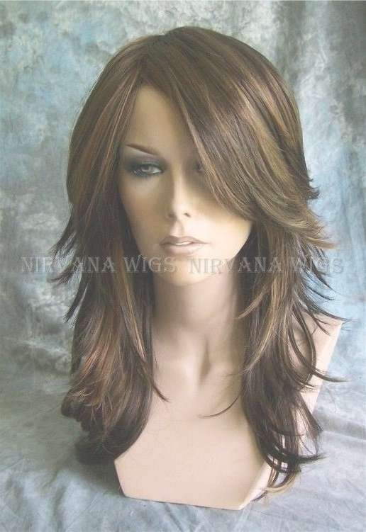 Photo Gallery Of Long Hairstyles With Lots Of Layers (Viewing 9 Of With Regard To Recent Medium Haircuts With Lots Of Layers (View 6 of 25)