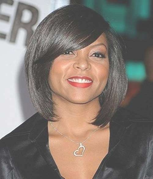 Photo Gallery Of Medium Bob Hairstyles For Black Women (Viewing 6 Within Most Recent Medium Haircuts For Black Women (View 17 of 25)