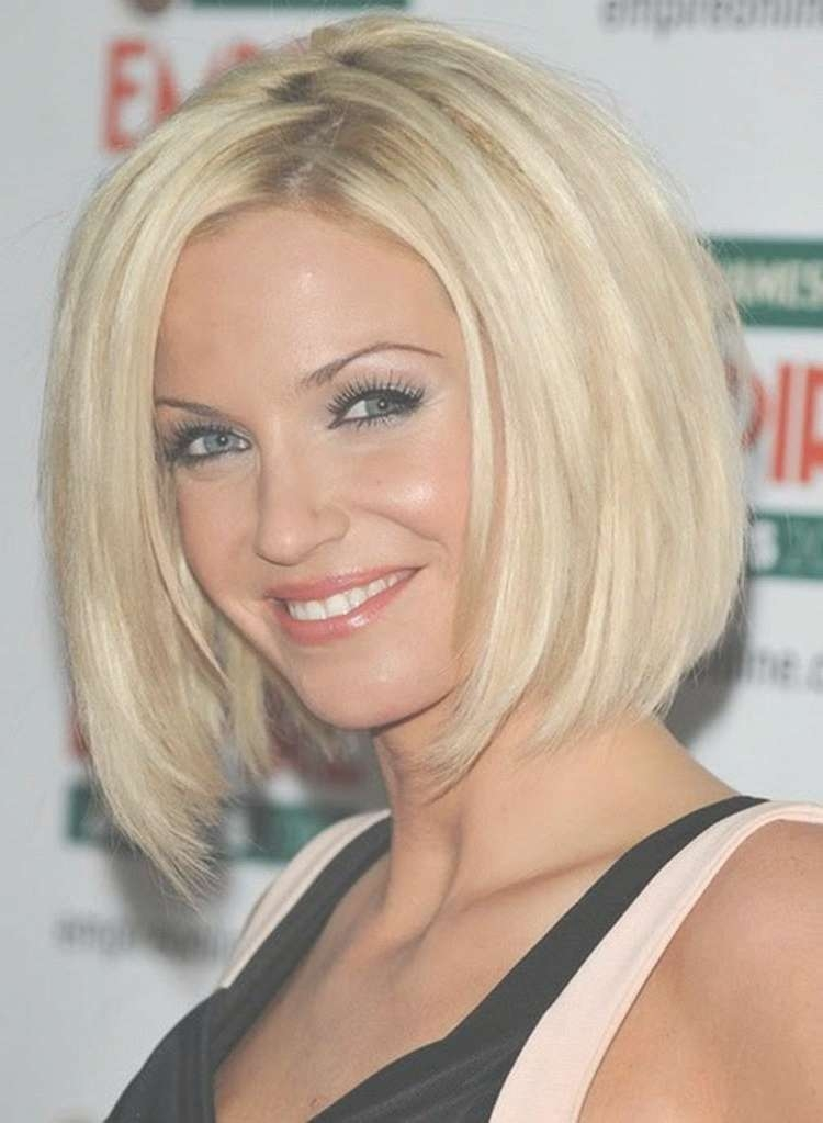 Photo Gallery Of Medium Length Bob Hairstyles For Thin Hair Throughout Most Current Medium Medium Hairstyles For Thin Hair (View 25 of 25)