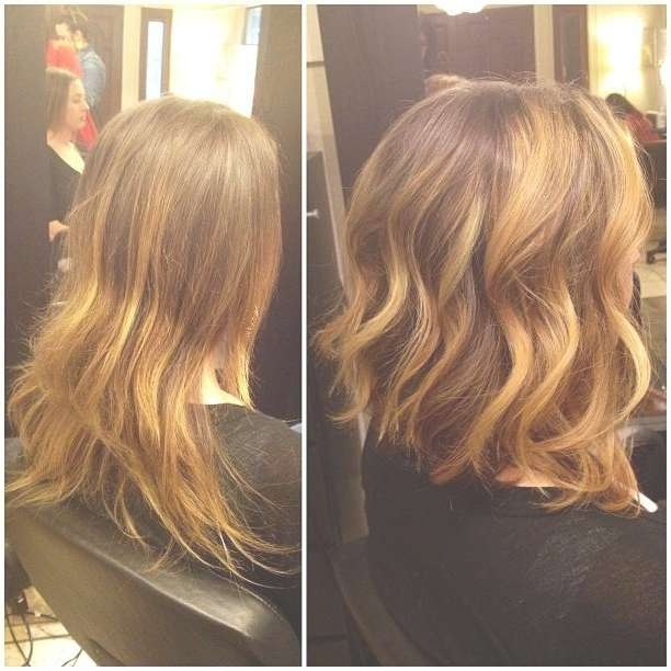 Photo Gallery Of Medium Length Inverted Bob Hairstyles (Viewing 10 For Best And Newest Inverted Medium Haircuts (View 12 of 25)
