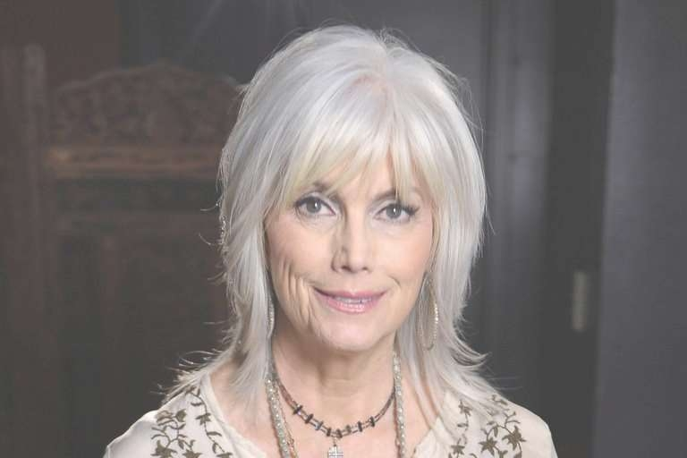 Photos Of Gorgeous Gray Hairstyles For Current Medium Haircuts For Coarse Gray Hair (View 23 of 25)