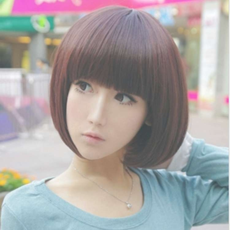 Pictures Of Bob Hairstyles Girls With Bob Hairstyles For Girls (View 24 of 25)