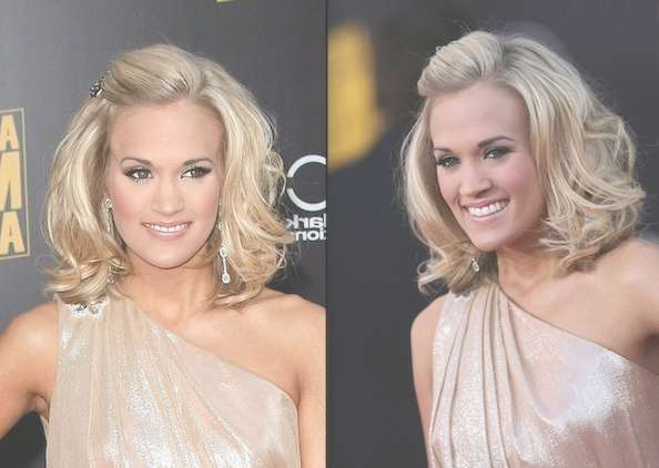 Pictures Of Half Up Half Down Prom Hairstyles – Half Up Half Down Inside Current Medium Hairstyles Half Up (View 24 of 25)