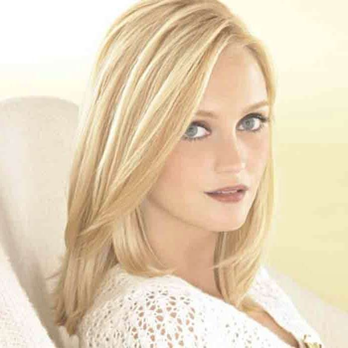 Pictures Of Medium Hairstyles For Thin Hair 2013 With Regard To Recent Medium Hairstyles For Thin Hair (View 23 of 25)