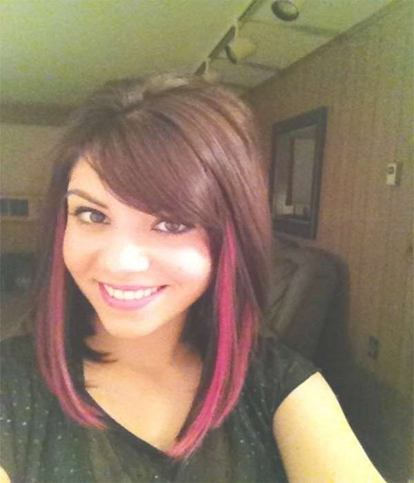 Pink Colored Medium Hairstyles 2015 | Zquotes Intended For Newest Pink Medium Haircuts (View 20 of 25)