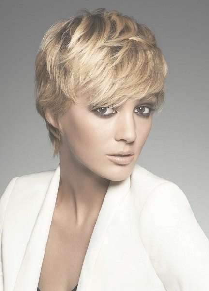 Pixie Haircut | Hair Style Trends And Tips Pertaining To Most Recently Pixie Layered Medium Haircuts (View 7 of 25)