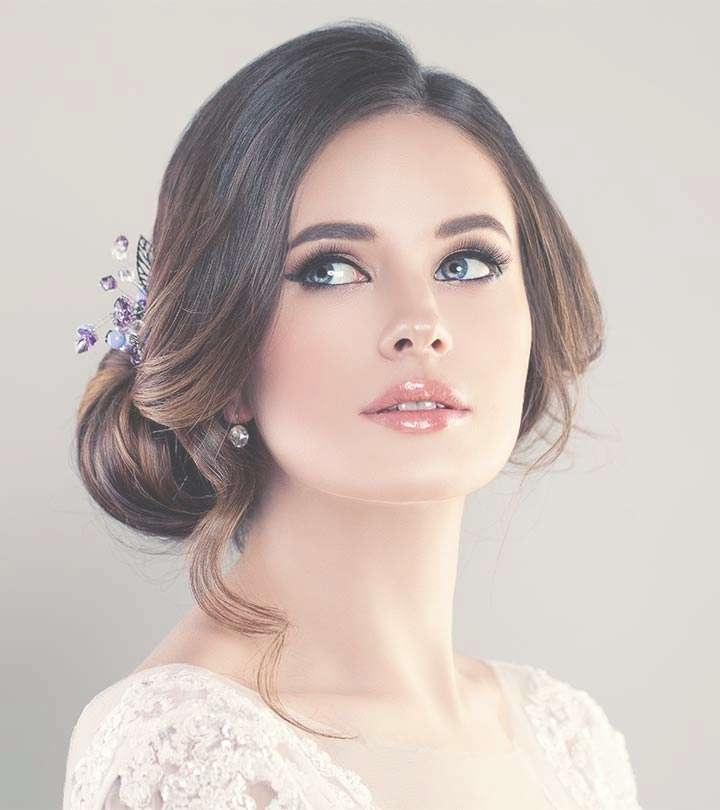 Popular Prom Hairstyles For Girls With Medium Length Hair Intended For Newest Medium Haircuts For Prom (View 23 of 25)