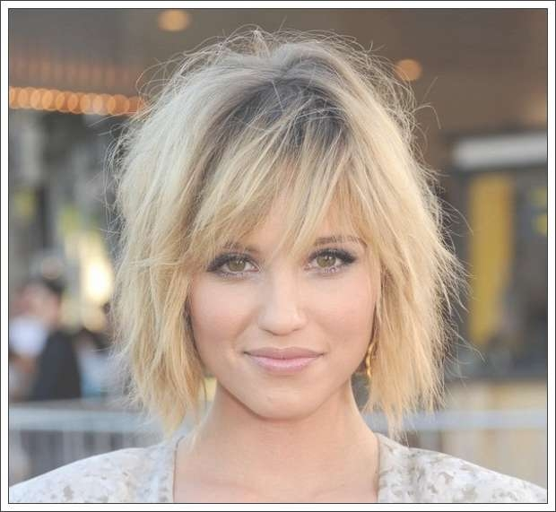Pretty Fine Hair Shoulder Length Medium Hairstyles Intended For Most Current Medium Haircuts Thin Hair (View 16 of 25)