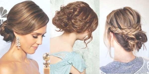 Pretty Prom Hairstyle Ideas For Medium Hair! Pertaining To Most Current Medium Hairstyles For Prom (View 17 of 25)