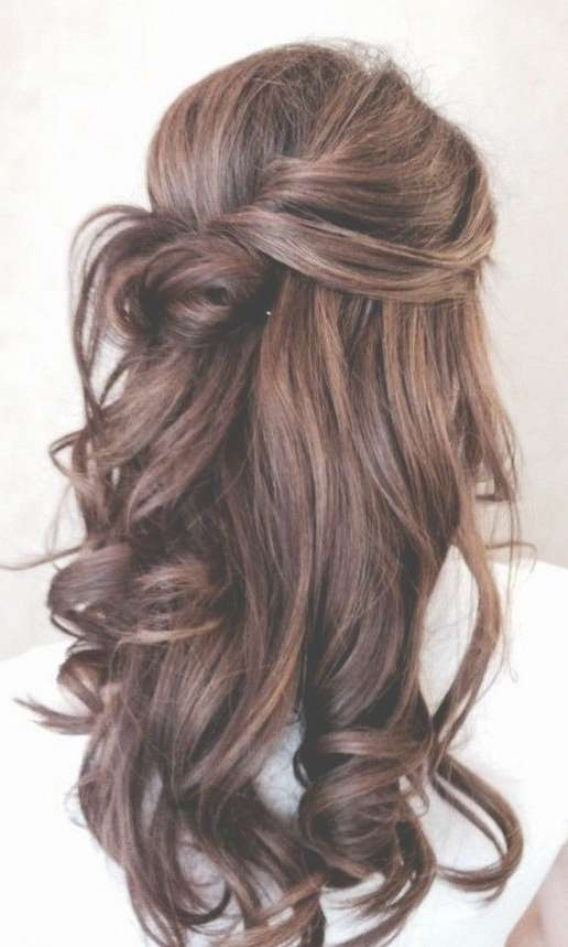 Prom Hairstyle For Long Hair – Pretty Designs Regarding Current Long Prom Hairstyles (View 12 of 25)