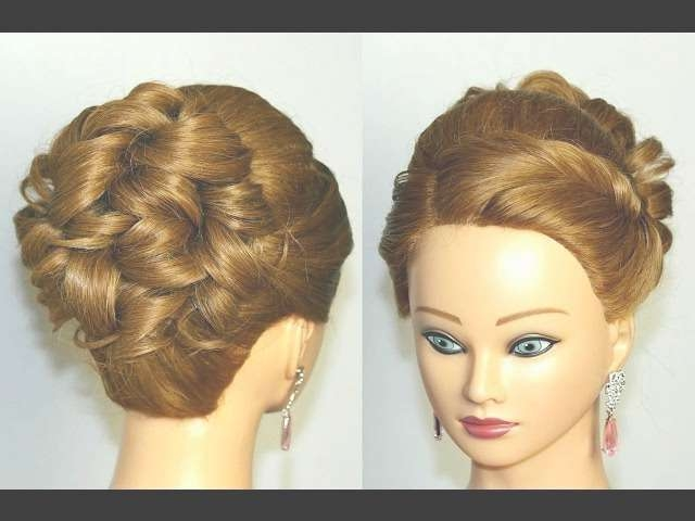 Prom Hairstyle For Medium Long Hair (View 14 of 15)