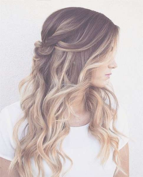 Prom Hairstyles For Long Hair Pictures Best 25 Long Prom Hair Regarding Most Recently Long Ball Hairstyles (View 11 of 25)