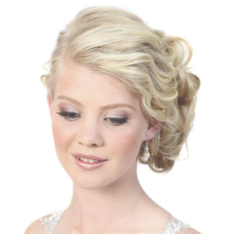 Prom Medium Hairstyles 2016 | 2017 Haircuts, Hairstyles And Hair With Most Up To Date Prom Medium Hairstyles (View 12 of 25)