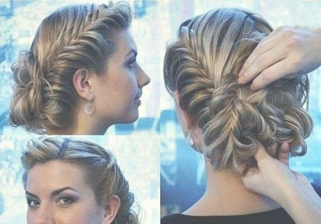 Prom Updo Hairstyle For Long Hair Prom Hairstyles Updos Simple In Most Current Medium Hairstyles For Prom Updos (View 8 of 15)