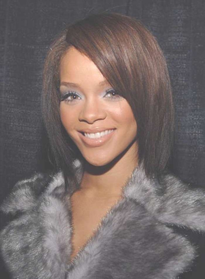 Qiuyy Hairstyle Ideas: African American Shoulder Medium Length For Current Medium Haircuts For Black (Gallery 17 of 25)