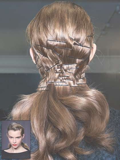 Quick Medium Bob Tumblr With Most Up To Date Medium Hairstyles With Bobby Pins (View 2 of 25)