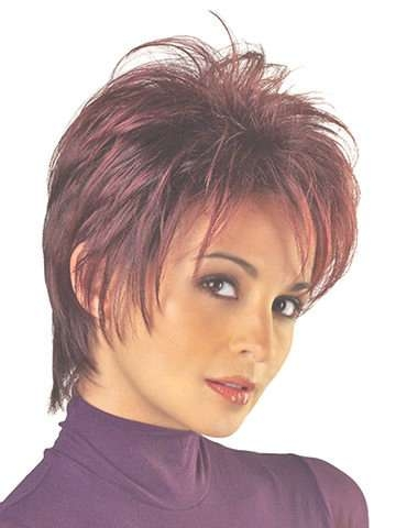 Razor Cut Hairstyles Within Newest Razor Cut Medium Hairstyles (View 13 of 25)