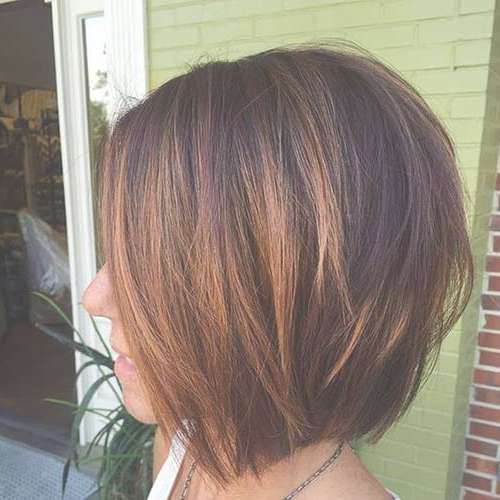 Really Stylish Graduated Bob Styles Everybody Loves | Short Pertaining To Graduated Bob Hairstyles (View 20 of 25)