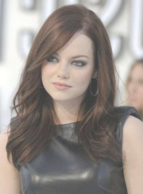 Recommended 10 Medium Hairstyles – Goostyles With Newest Brunette Medium Hairstyles (View 13 of 15)