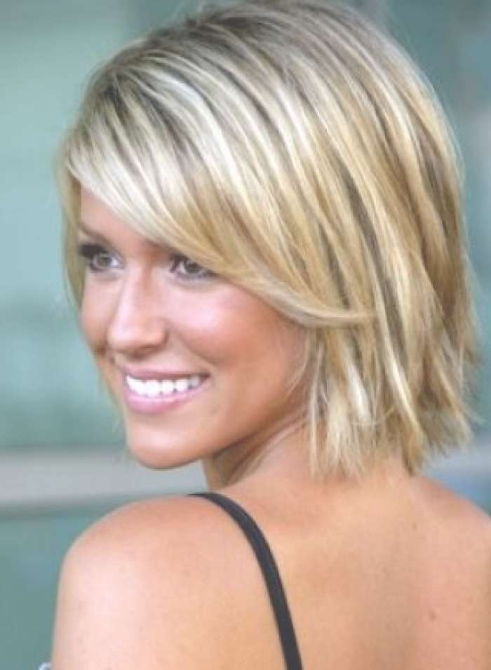 Red Carpet Short And Medium Hairstyles For Fine Hair With Regard To Recent Medium Hairstyles For Fine Hair With Bangs (View 17 of 25)