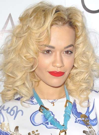 Rita Ora – Beauty Riot Throughout Most Recent Rita Ora Medium Hairstyles (View 9 of 15)