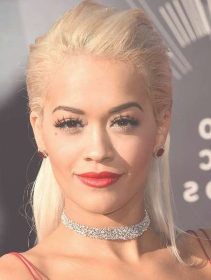 Rita Ora Hairstyles – Careforhair.co (View 10 of 15)