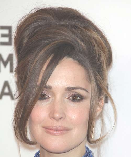 Rose Byrne Hairstyles For 2018 | Celebrity Hairstyles With Regard To Most Up To Date Medium Hairstyles Formal Occasions (View 16 of 25)