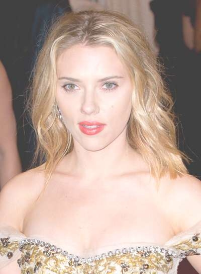 Scarlett Johansson – Beauty Riot In Current Scarlett Johansson Medium Haircuts (View 3 of 25)
