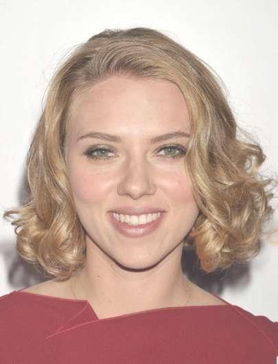 Scarlett Johansson Hair – Popular Haircuts For Most Current Scarlett Johansson Medium Haircuts (View 10 of 25)