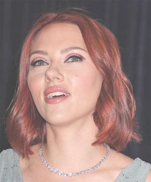 Scarlett Johansson Hairstyles In 2018 Intended For Recent Scarlett Johansson Medium Haircuts (View 15 of 25)