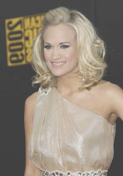 Scarlett Johansson – Wedding Hairstyle Ideas – Hollywood With Newest Scarlett Johansson Medium Haircuts (View 22 of 25)